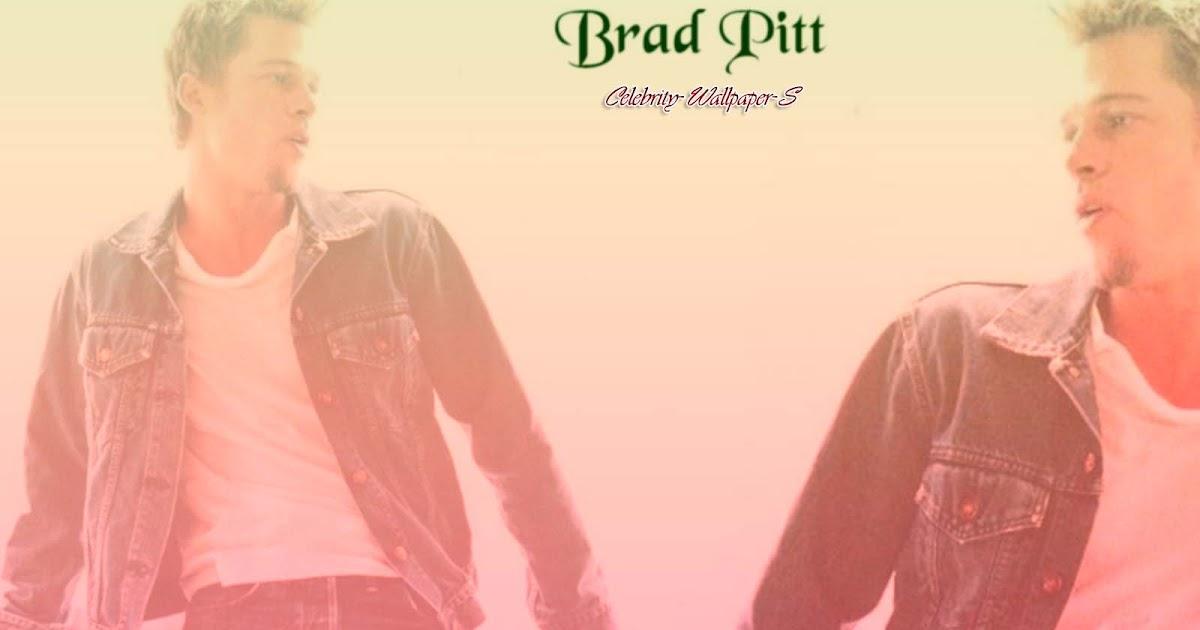 Handsome BRAD PITT Wal... Brad Pitt