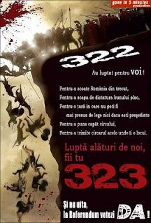 Traian Basescu si cei 322
