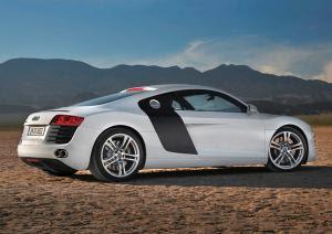 Top 5 in 2008: Audi R8