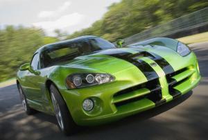 Top 5 in 2008: Dodge Viper