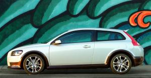 Top 5 in 2008: Volvo C30