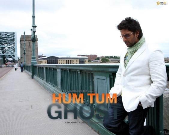 ghost wallpaper. Hum Tum Aur Ghost Movie