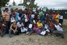 Participantes del taller de Introdución al reportaje