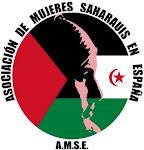 Web de la Asociación de Mujeres Saharauis en España