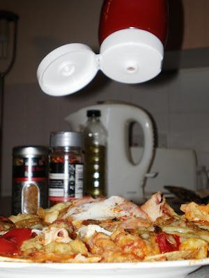 pizza ketchup
