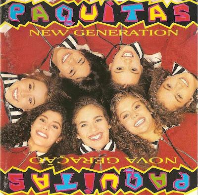 Paquitas - New Generation (1995)