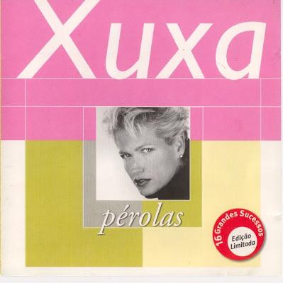 Capa Xuxa   Pérolas  | músicas