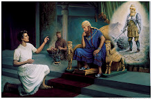 Daniel interpreta o sonho de Nabucodonosor