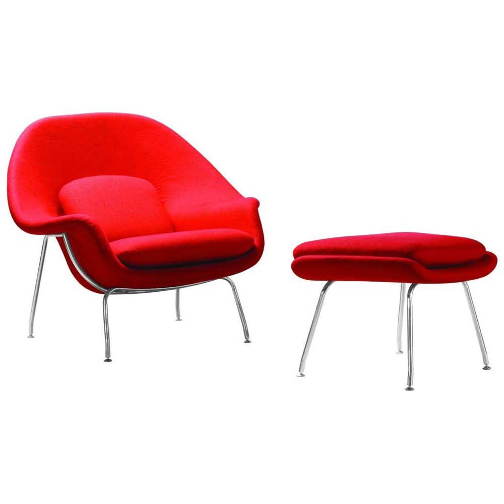Parsimonia secondhand with style mid century monday for Saarinen chair design