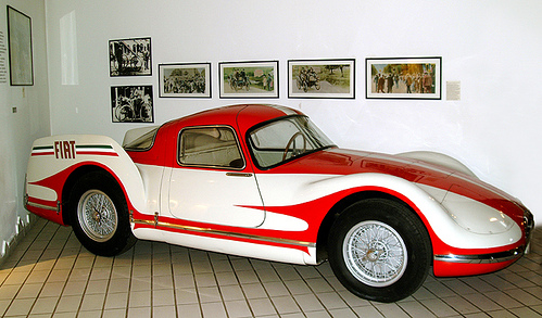 1954 Fiat Turbina Concept. Fiat Turbina