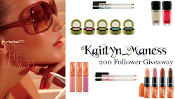 Kaitlyn Maness's Giveaway!