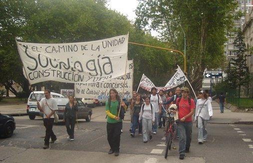 Así comenzó SOCIOLOGÍA el 2008
