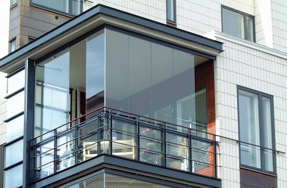 Blog de exteriorismo y decoraci n lumon cristales para - Cristaleras para terrazas ...