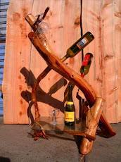 Posa vinos y copas