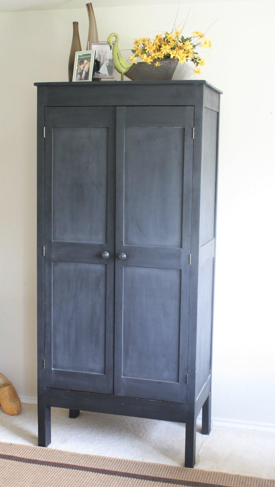 armoire refurbishing she cassity or so she says