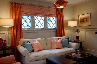 Remodelaholic i need some roman shades for International decor window treatments
