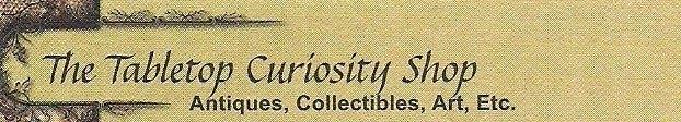 The Tabletop Curiosity Shop