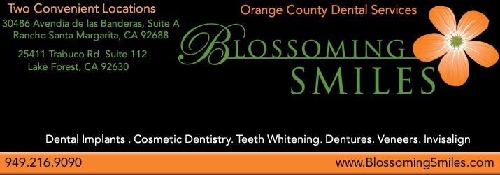 Rancho Santa Margarita Dentist - Blossoming Smiles