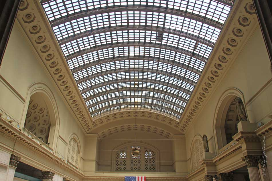 Grand Interiors   Chicago Union Station