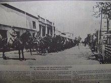 Reincorporación de Tacna al Perú