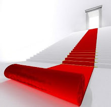 Si la vida fuese una gran alfombra roja a la mejor parte....