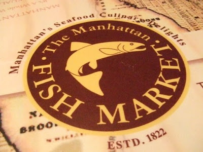 Sunny Side Up Foodie & Lifestyle: MANHATTAN FISH MARKET