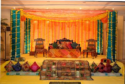 Beautiful Mehndi Decoration : Pakistan`s best website beautiful mehndi stage