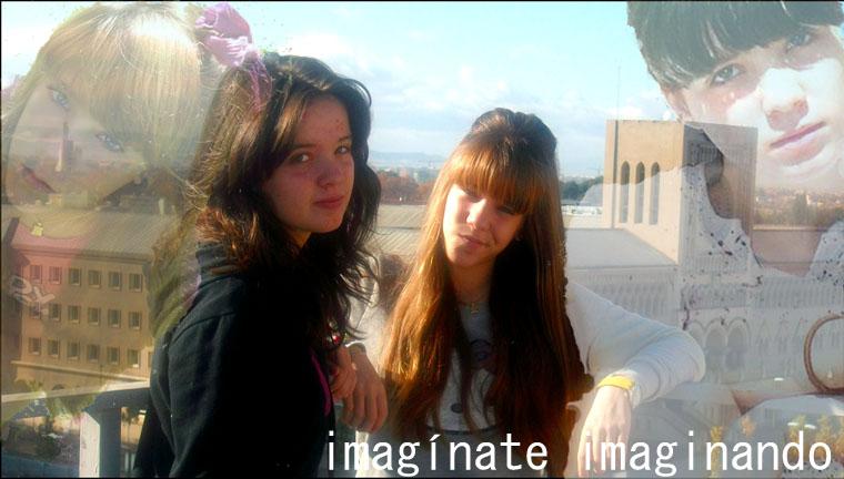 ~¿Te imaginas imaginando?~