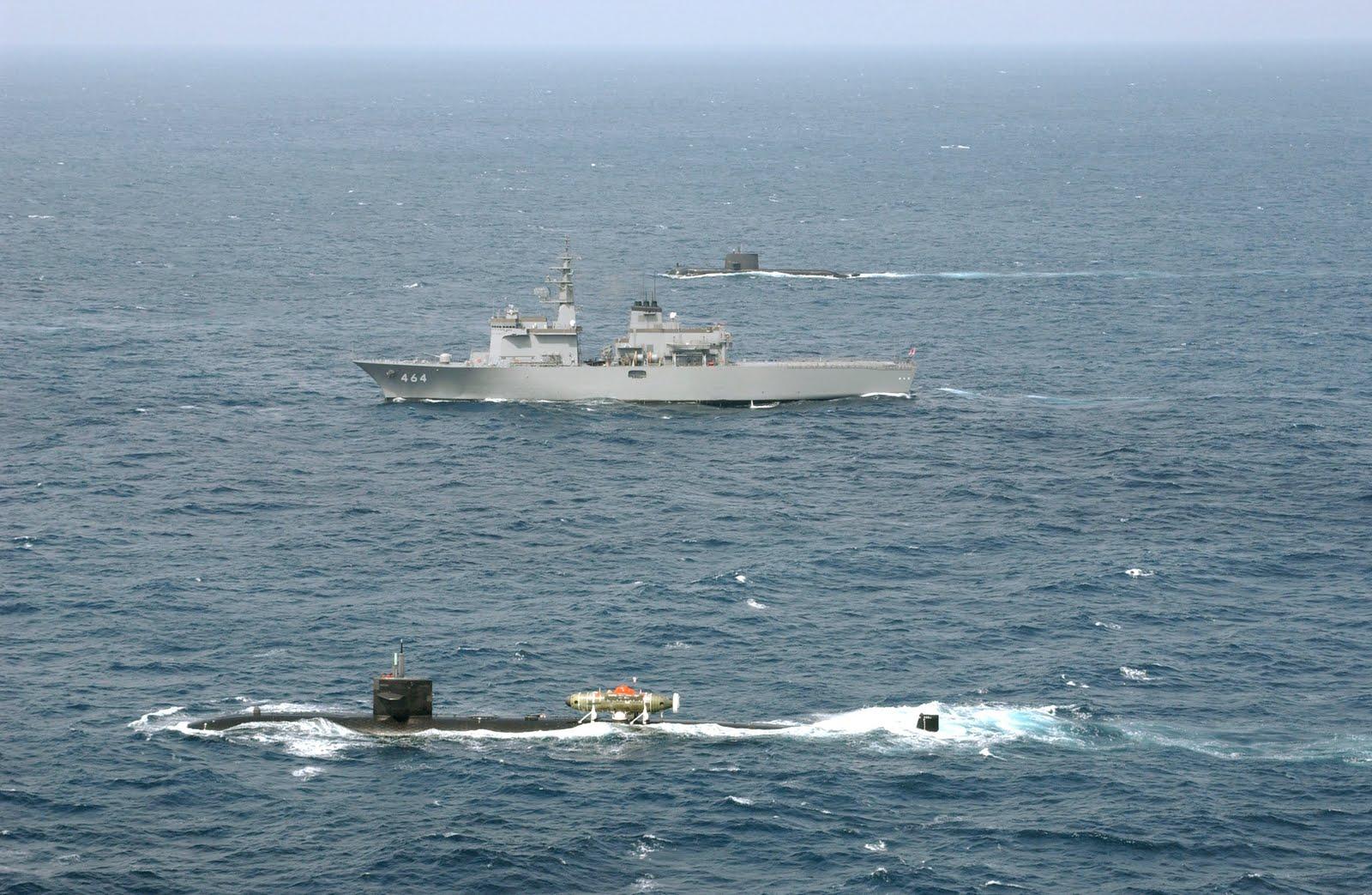 アメリカ海軍ホームページに見る海上自衛隊艦艇: MST464 ぶんご