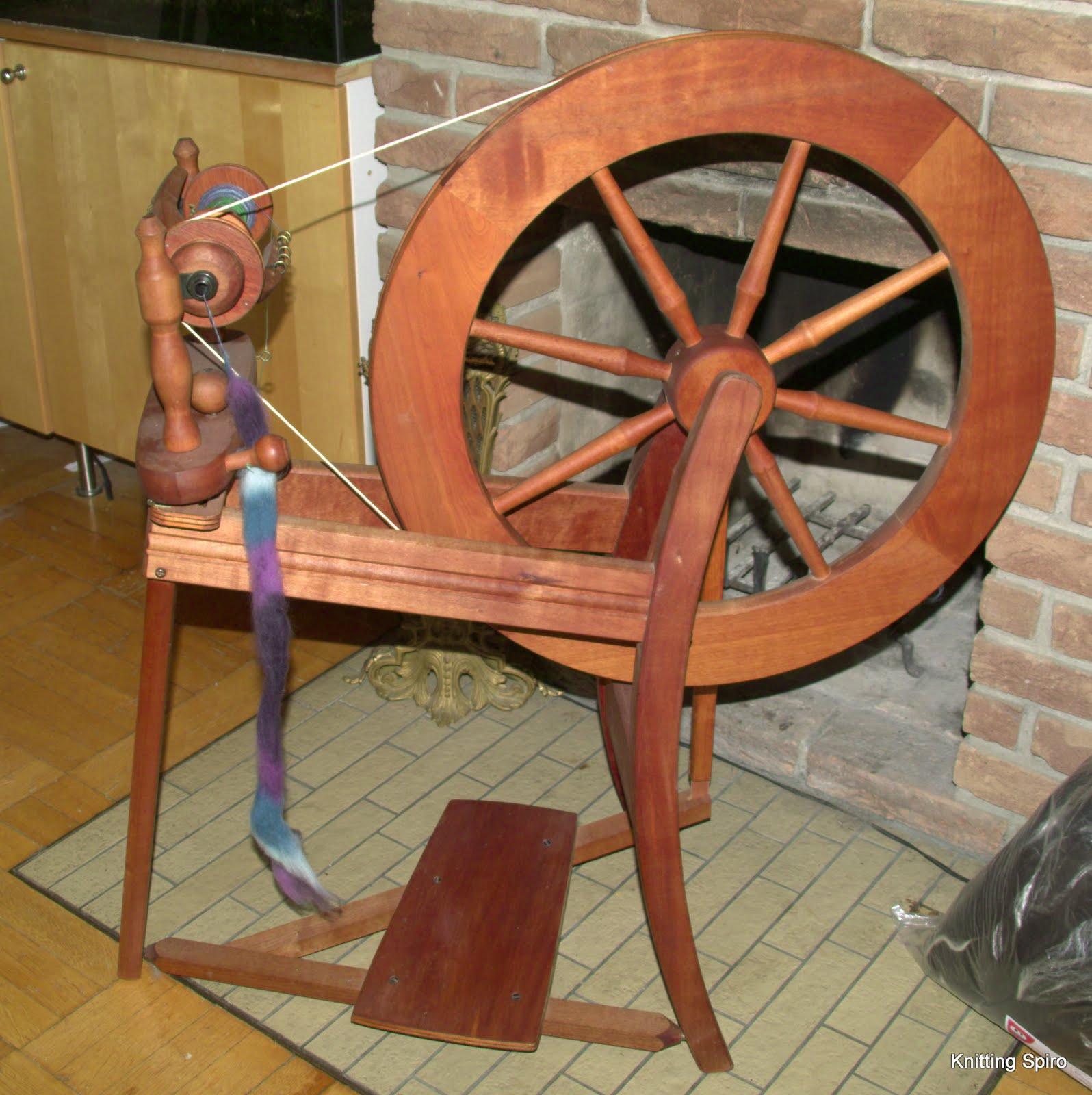knitting spiro september 2010. Black Bedroom Furniture Sets. Home Design Ideas