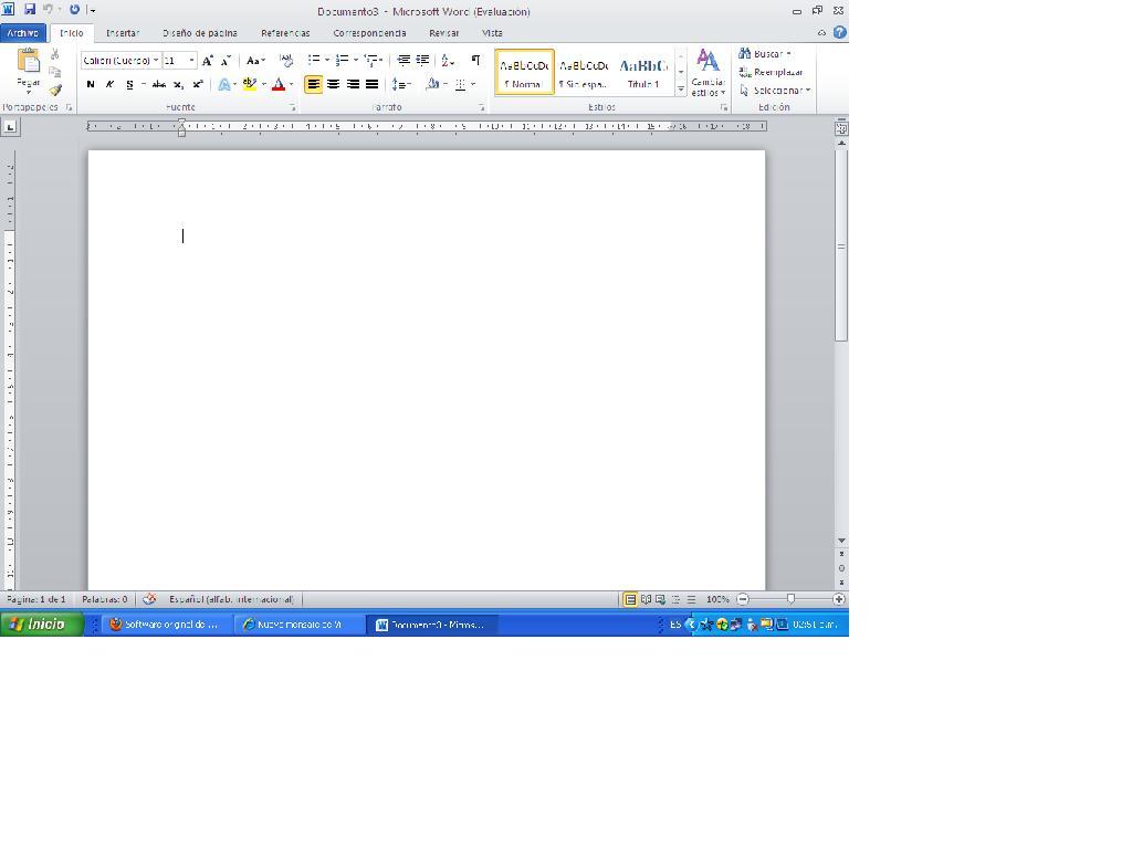 Microsoft Word Es Un Software Destinado Al Procesamiento De Textos Fue