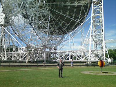 Me at Jodrell Bank
