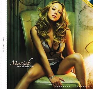 Mariah Carey - Heat ( Duets CD ) (2008)