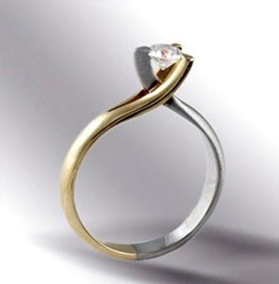 Joyas exclusivas en oro 18k y plata 925 y 950 anillos de for Disenos de joyas en oro