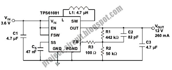 electronics technology  versatile boost converter with