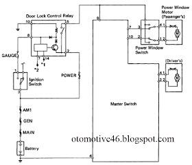 into2046 otomotive: Toyota Hilux Pickup Power Window Control Systeminto2046 otomotive - blogger