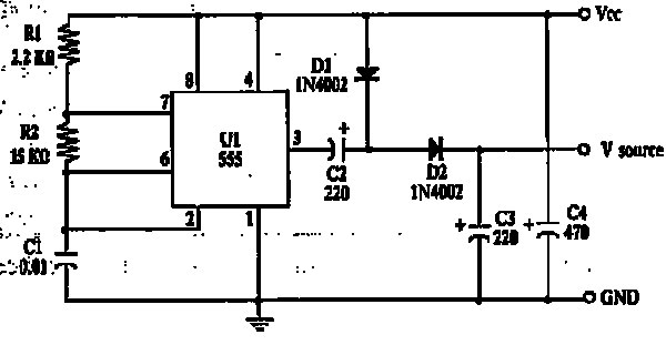 free project circuit diagram  august 2010