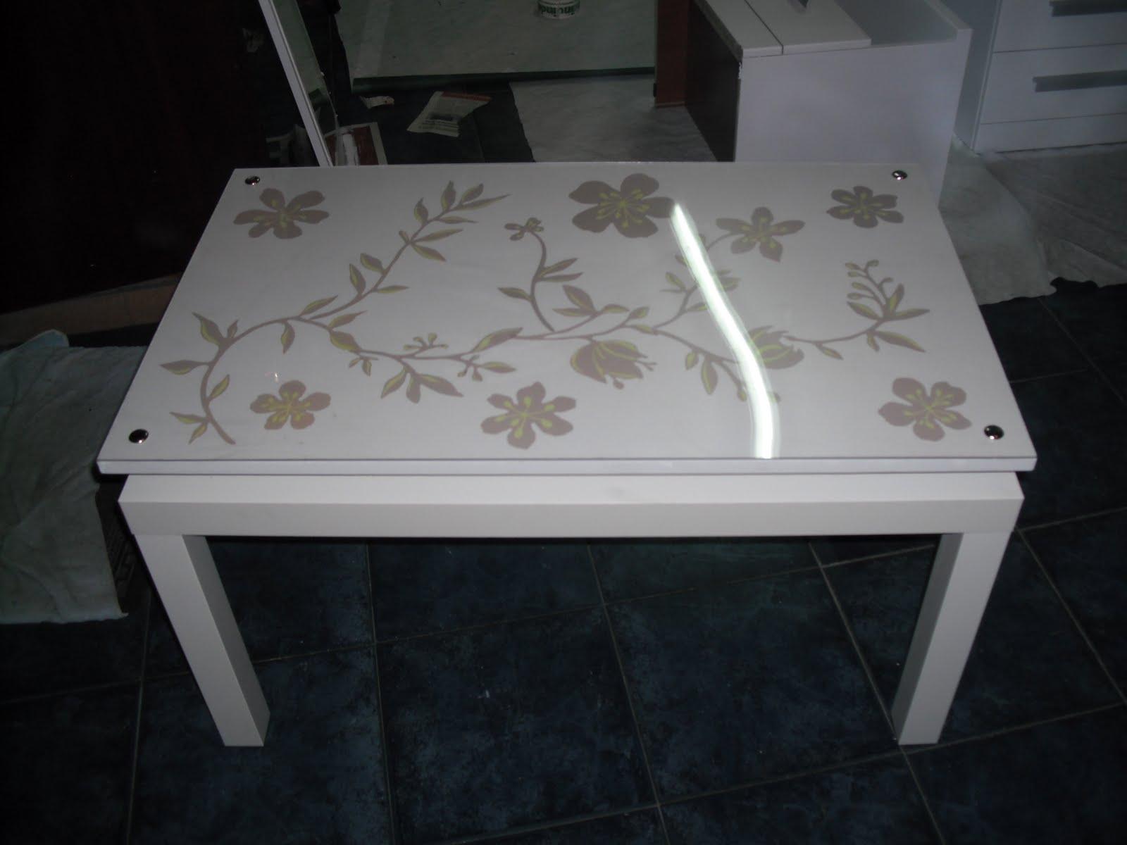 La mesa elevable de esther for Ikea mesa centro elevable