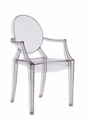 Cl sicos del dise o silla louis ghost de philiphe stark - Silla louis ghost ...