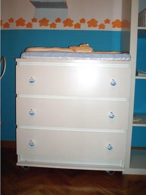 Baby deco noviembre 2008 - Ikea comodas bebe ...