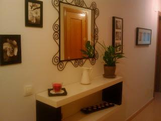 Necesito ayuda con mi recibidor decorar tu casa es for Ayuda para decorar mi casa