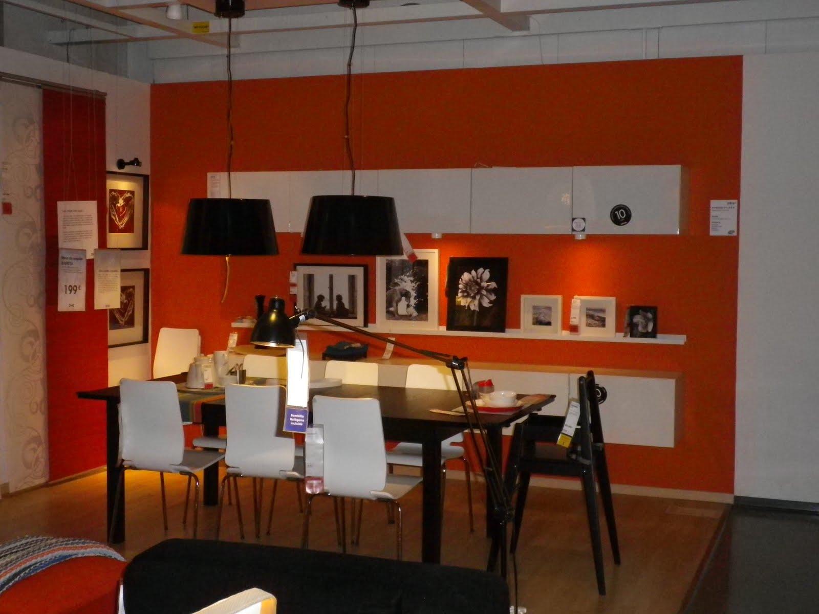 Salones besta de ikea madrid del este i - Ikea muebles salon comedor ...