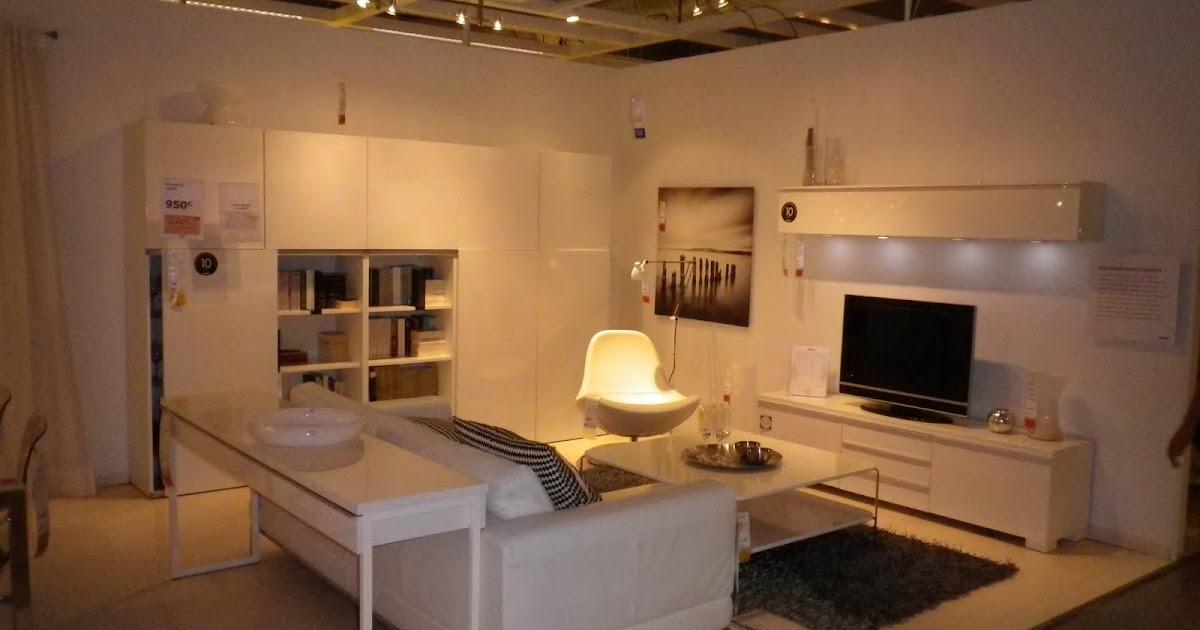 Casas cocinas mueble ikea salones besta - Ikea salones besta ...