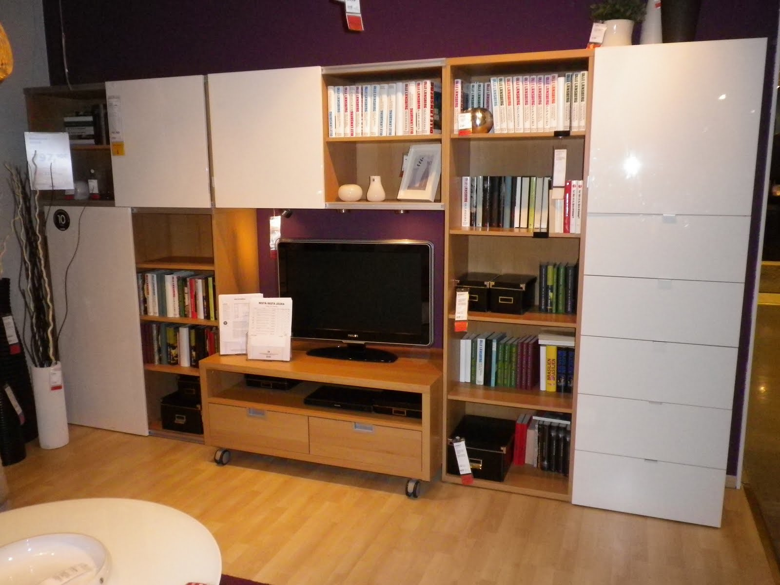 Salones besta de ikea madrid del este iii - Ikea salones besta ...