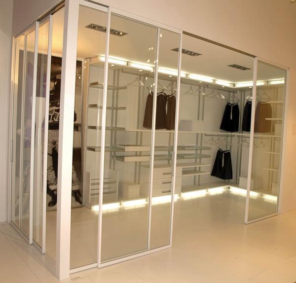 Insp rate ideas para vestidores - Como hacer puertas de armario ...