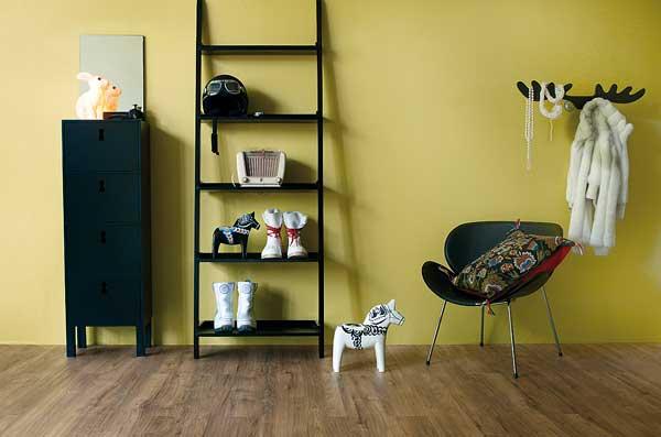 Ir Al Baño Color Amarillo:El color en la decoración: Los colores cálidos : x4duroscom