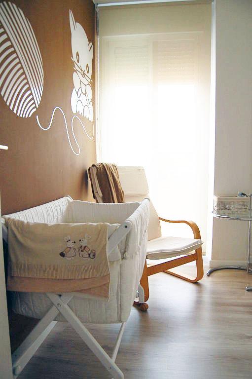 La habitaci n infantil de alba - Barandilla cama nino leroy merlin ...
