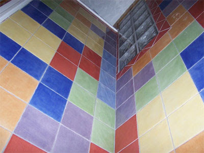 T preguntas pintar azulejos del ba o pros y contras - Pintura para baldosas de cocina ...