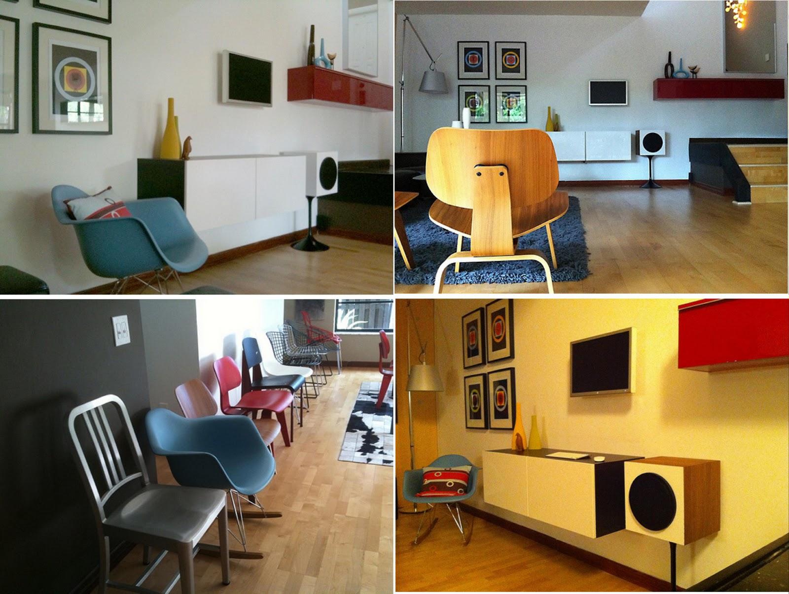 La casa modernista de joel deco for Casa y diseno muebles