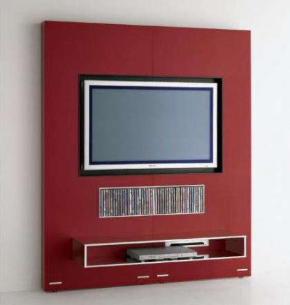 TV al muro - hobby. fai-da-te